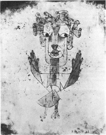 s' intitule Angelus Novus.